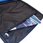 Cabin Max Stockholm – Sac à roulettes le plus léger au monde – 1.45kg 55x40x20cm capacité 44l de la marque Cabin Max image 2 produit