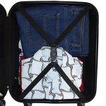 Cabin Max Turin bagage à mains pour cabine 55 x 40 x 20 cm de la marque Cabin Max image 6 produit
