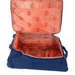 CABINE SIZE Valise souple pliable Low Cost - ANDALUS - 18cm de la marque CABINE SIZE image 3 produit