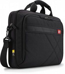 """Case Logic DLC117 Sacoche en nylon pour Ordinateur portable 17,3"""" + Tablette pc 10,1"""" Noir de la marque Case Logic image 0 produit"""