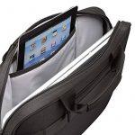 """Case Logic DLC117 Sacoche en nylon pour Ordinateur portable 17,3"""" + Tablette pc 10,1"""" Noir de la marque Case Logic image 6 produit"""