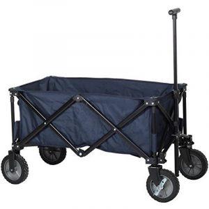 Chariot de jardin pliant Campart Travel – Capacité de 70 kg de la marque Campart Travel image 0 produit