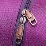 CHENGYANG Sac de voyage à roulette bagage à main 2 roulettes Valise Trolley Légère Sacoche de cabine de la marque CHENGYANG image 5 produit