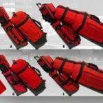 Club Glove Train Reaction Device Black–Valise Système Composite pour Trolleys, Sacs de voyage, Valise, bagages, de la marque Club Glove Trainreaction image 5 produit