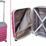 COUPLE CHARIOT CABINE VALISE HAND DUR BAGAGES GIANMARCO VENTURI CABINE SIZE LOW COST RYANAIR EASYJET TAILLE VALISE CABINE BAGAGES de la marque GIANMARCO VENTURI image 3 produit