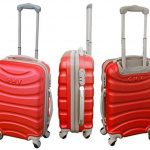 COUPLE CHARIOT CABINE VALISE HAND DUR BAGAGES GIANMARCO VENTURI CABINE SIZE LOW COST RYANAIR EASYJET TAILLE VALISE CABINE BAGAGES de la marque GIANMARCO VENTURI image 2 produit