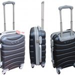 COUPLE CHARIOT CABINE VALISE HAND DUR BAGAGES GIANMARCO VENTURI CABINE SIZE LOW COST RYANAIR EASYJET TAILLE VALISE CABINE BAGAGES de la marque GIANMARCO VENTURI image 1 produit
