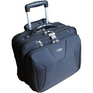 "Cox Swain Laptop notebook business trolley (17"") + notebook bag (15.4"") de la marque Cox Swain image 0 produit"