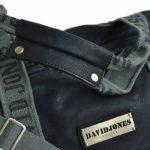 David Jones - Sac type polochon - Imitation cuir (synthétique) et Coton - Nouvelle Collection Printemps/Eté 2014 - Plusieurs couleurs de la marque David Jones image 2 produit