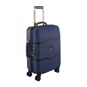 Delsey Chatelet Hard+ Valise de cabine 4 roulettes 55 cm de la marque Delsey image 0 produit