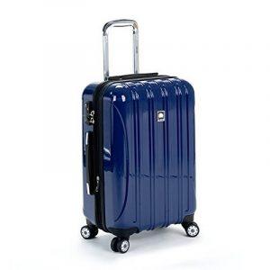 DELSEY PARIS Helium Aero Valise Cabine, 55 cm, 42 L, Bleu Marine de la marque Delsey image 0 produit