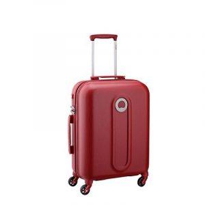 DELSEY PARIS Helium Classic 2 Valise, 55 cm, 34 L, Rouge de la marque Delsey image 0 produit