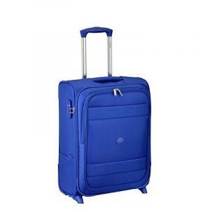 DELSEY PARIS Indiscrète Soft Valise, 55 cm, 42 L, Bleu Clair de la marque Delsey image 0 produit