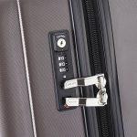DELSEY Segur Bagage Cabine, 55 cm, 40 L, Marron Glace de la marque Delsey image 4 produit