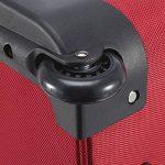 Dermata Mallette 2 roulettes Business 44,5 cm compartiment ordinateur portable de la marque Dermata image 5 produit