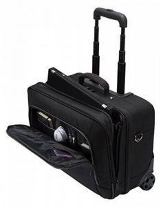 Dicota D30911 Mallette à roulettes pour Ordinateur Portable Noir de la marque Dicota image 0 produit