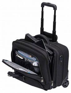 Dicota D30924 Mallette à roulettes pour Ordinateur Portable Noir de la marque Dicota image 0 produit