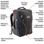Dimension bagage à main easyjet : faire le bon choix TOP 12 image 1 produit