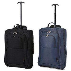 Dimension valise bagage à main : choisir les meilleurs modèles TOP 11 image 0 produit