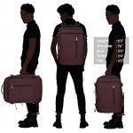 Dimension valise bagage à main : choisir les meilleurs modèles TOP 6 image 6 produit