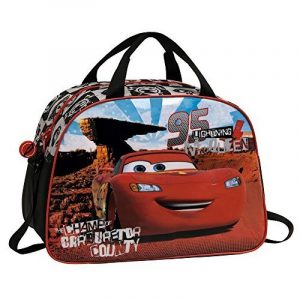 Disney Cars Sac de Voyage, 40 cm, 24.64 L, Rouge de la marque Walt Disney image 0 produit