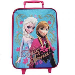 Disney Frozen Bagage enfant, Aqua (Turquoise) - FROZEN001025 de la marque Walt Disney image 0 produit
