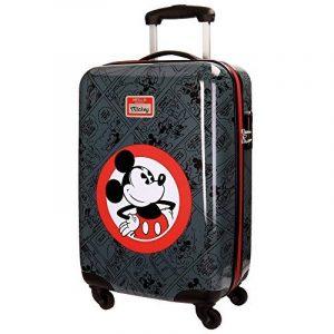 Disney Hello Mickey Bagage enfant, 55 cm, 35 liters, Noir (Negro) de la marque Disney image 0 produit