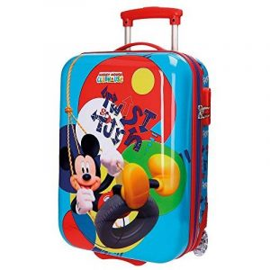 Disney Mickey Twist Bagage enfant, 50 cm, 26 liters, Multicolore (Multicolor) de la marque Disney image 0 produit