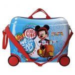 Disney Mickey Vespa Bagage enfant, 50 cm, 34 liters, Multicolore (Multicolor) de la marque Disney image 2 produit