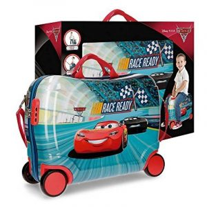 Disney Race Bagage enfant, 50 cm, 34 liters, Multicolore (Multicolor) de la marque Disney image 0 produit