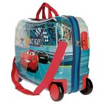Disney Race Bagage enfant, 50 cm, 34 liters, Multicolore (Multicolor) de la marque Disney image 1 produit