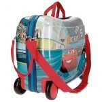Disney Race Bagage enfant, 50 cm, 34 liters, Multicolore (Multicolor) de la marque Disney image 3 produit