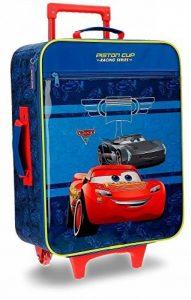 Disney Racing Series Bagage enfant, 50 cm, 25 liters, Bleu (Azul) de la marque Disney image 0 produit