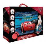 Disney Racing Series Bagage enfant, 50 cm, 34 liters, Bleu (Azul) de la marque Disney image 5 produit