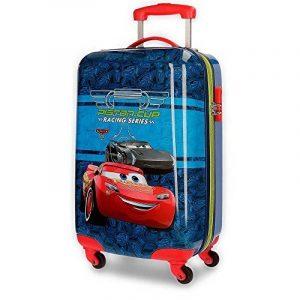 Disney Racing Series Bagage enfant, 55 cm, 33 liters, Bleu (Azul) de la marque Disney image 0 produit