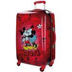 Disney Retro Comic Red Bagage enfant, 67 cm, 64 liters, Rouge (Rojo) de la marque Disney image 1 produit