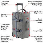 Easyjet bagage cabine et sac à main : trouver les meilleurs modèles TOP 4 image 6 produit