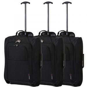Easyjet bagage cabine et sac à main : trouver les meilleurs modèles TOP 5 image 0 produit