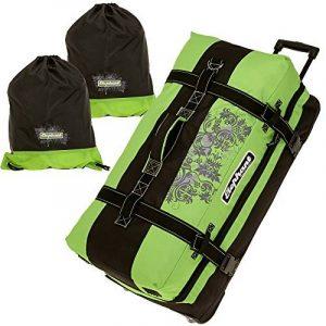 Elephant Valise à roulettes XXL 80cm/120l, sac de voyage + sacs à linge de la marque Elephant image 0 produit
