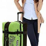 Elephant Valise à roulettes XXL 80cm/120l, sac de voyage + sacs à linge de la marque Elephant image 2 produit