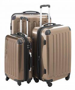 Ensemble de 3 valises rigides : trouver les meilleurs modèles TOP 3 image 0 produit