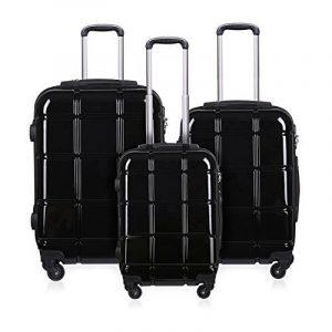 Ensemble de 3 valises rigides : trouver les meilleurs modèles TOP 4 image 0 produit