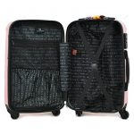 Ensemble valise et vanity Rose Femme Lulu Castagnette de la marque Lulu Castagnette image 6 produit