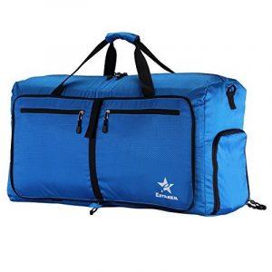 Estarer Sac de Voyage Pliable Sport Bag Bandoulière Grand Léger Nylon de la marque Estarer image 0 produit