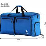 Estarer Sac de Voyage Pliable Sport Bag Bandoulière Grand Léger Nylon de la marque Estarer image 2 produit