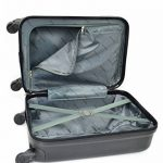 EZ-VOYAGE Valise Spéciale Cabine ABS CAMDEM de la marque Manoukian image 4 produit