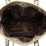 Femme Impression Classique Rétro Grande Capacité Deux Paquets Sacs Bandoulière Sacs À Main de la marque doublebulls bag image 5 produit