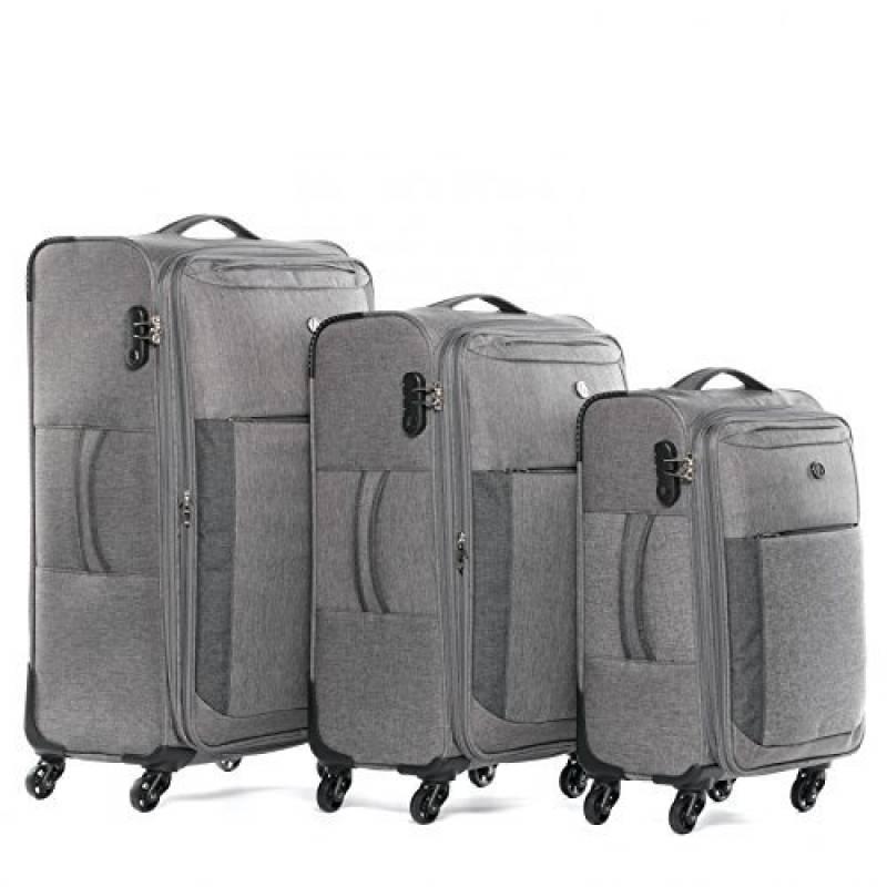 set valise polycarbonate comment acheter les meilleurs mod les pour 2018 top bagages. Black Bedroom Furniture Sets. Home Design Ideas
