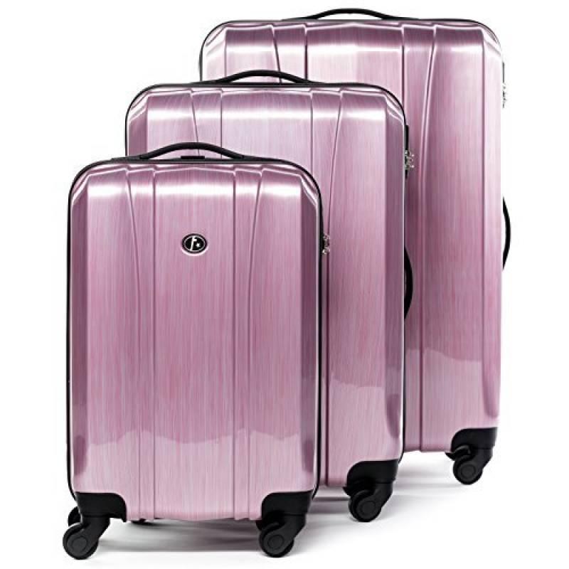 pas mal 31b0a 617e6 Set valise rose, les meilleurs modèles pour 2019 - Top Bagages