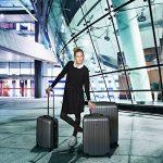 FERGÉ ensemble de valise (set de 3) TOULOUSE - Valise à roulettes en ABS - (DURE-FLEX) rigide et léger de la marque FERGÉ image 5 produit